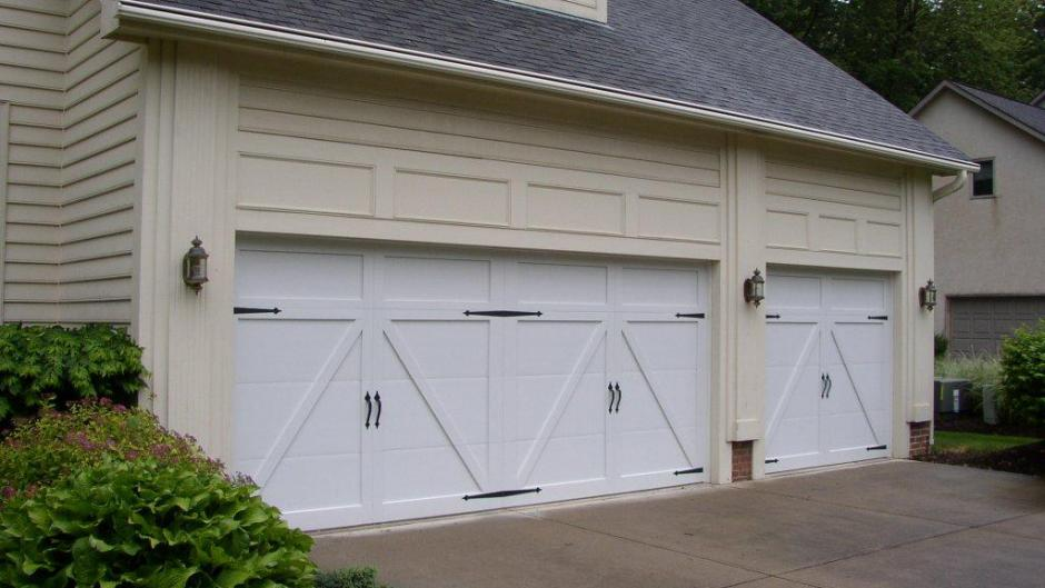 house door of norman attachment sanders barrier pace architecture luxury garage gallery island